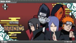 Naruto Ultimate Senki v2 [Akatsuki Return] Apk
