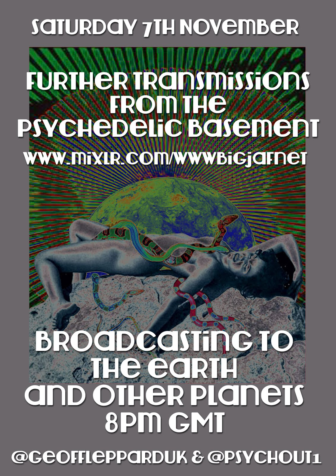 Further Transmissions From The Psychedelic Basement