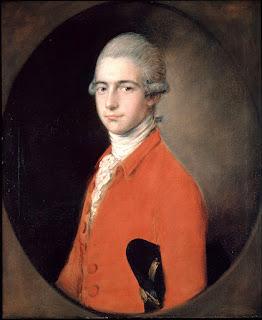 Thomas Linley, por Thomas Gainsborough (1727-1788), fechado c.1771.
