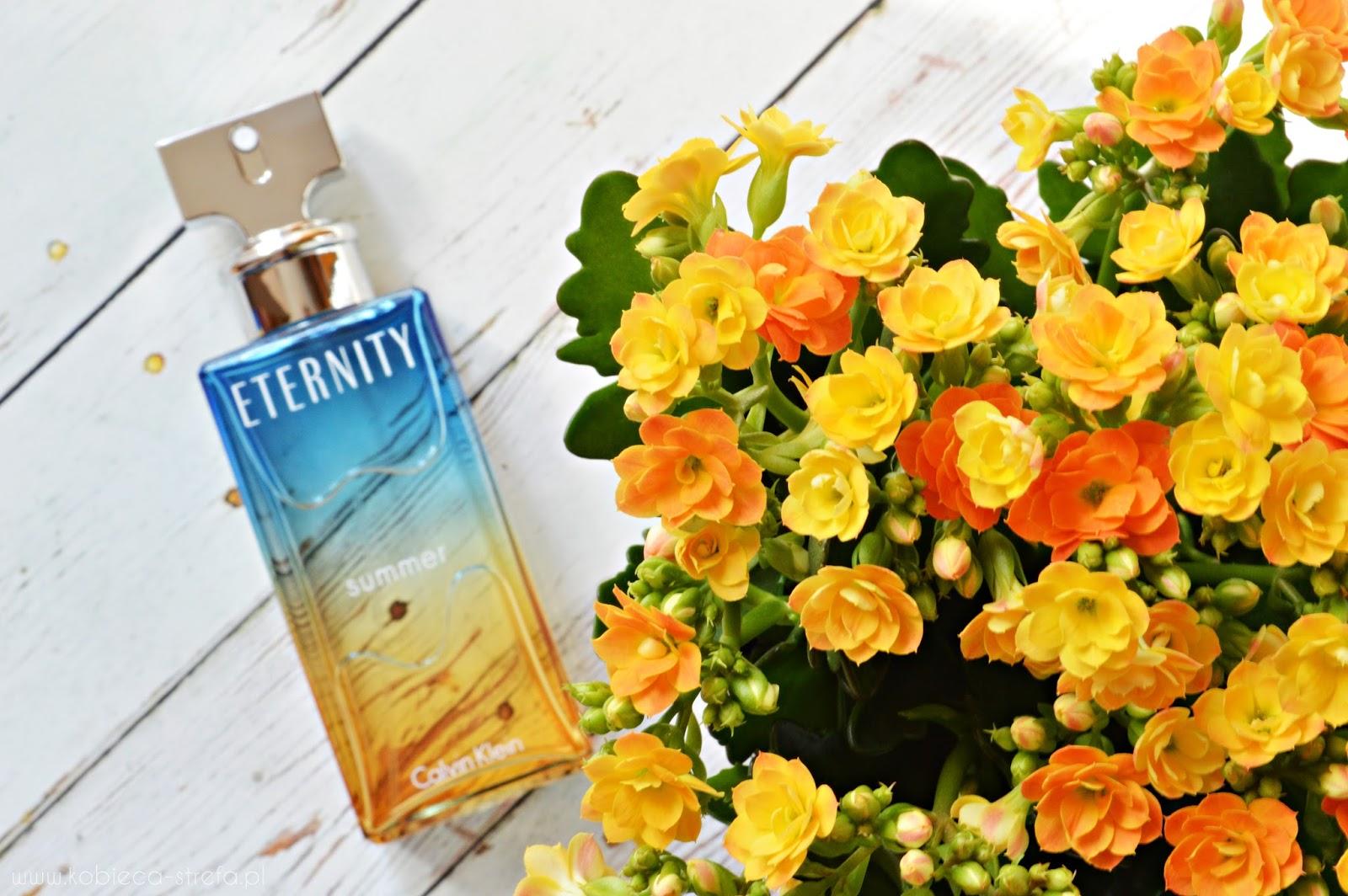 Czym pachnie lato? Calvin Klein Eternity Summer 2017