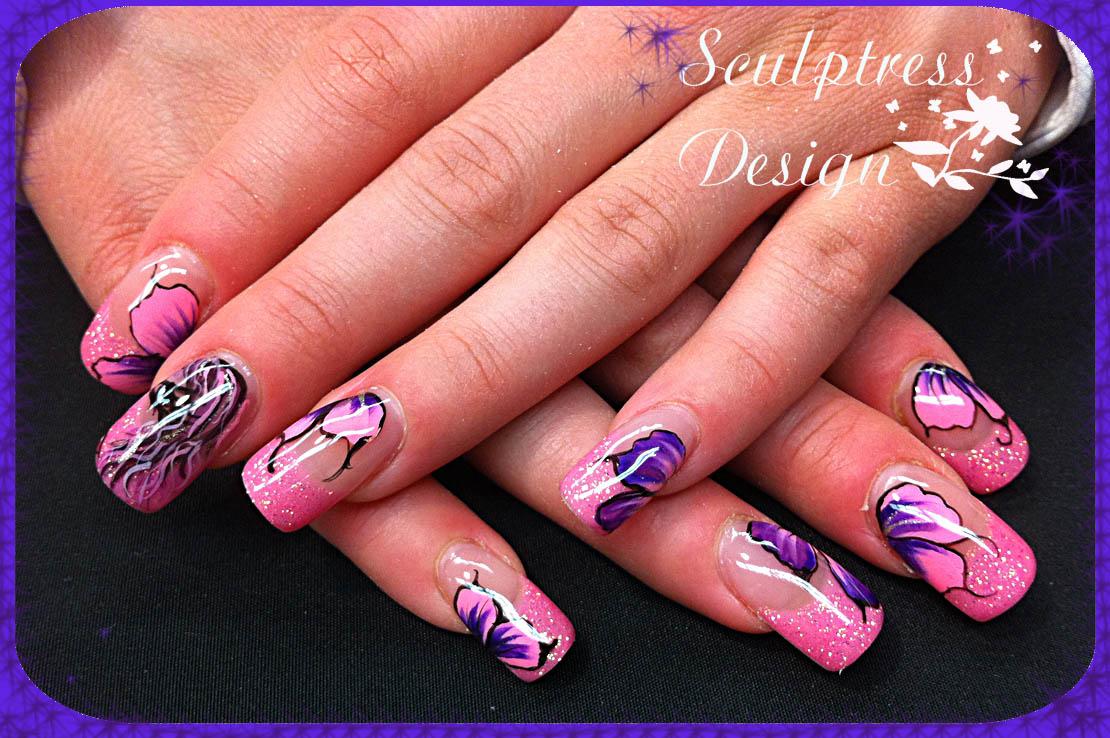Sculptress Design Nail Studio: May Nail Designs 2011