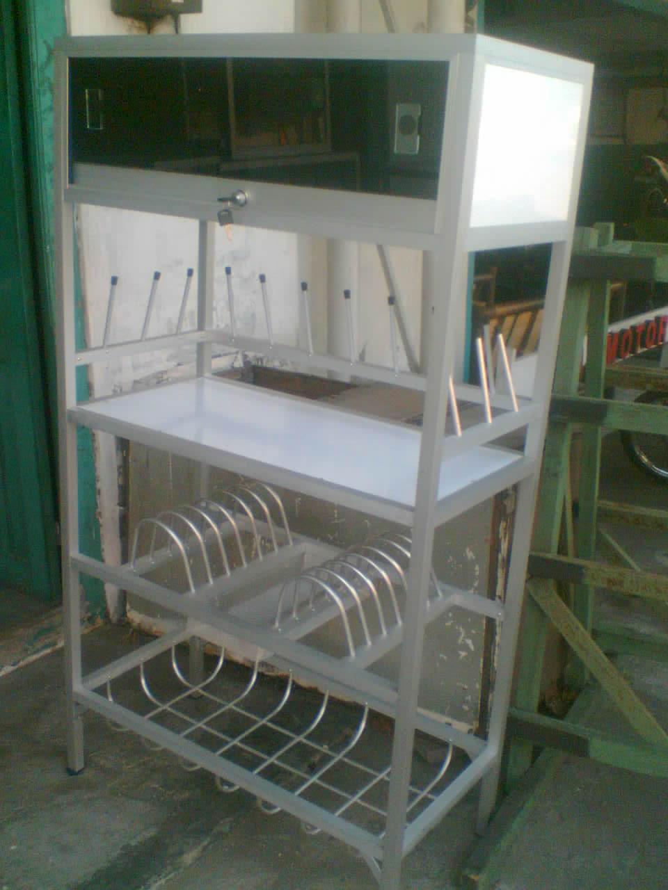 Sari Nugraha Aluminium&Kaca Construction: desain etalase ...