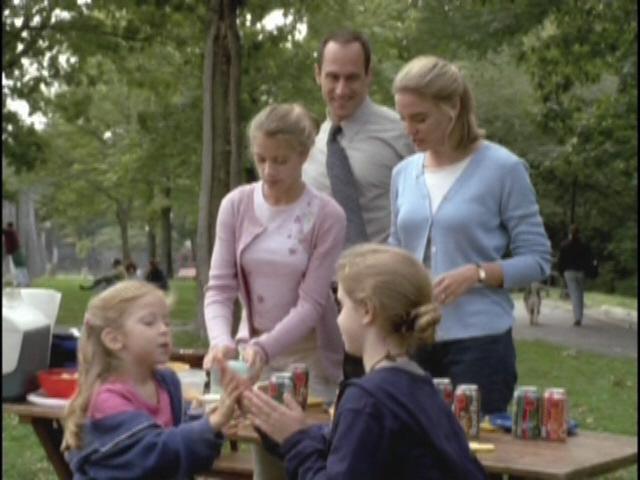 Elliot Stablers Family