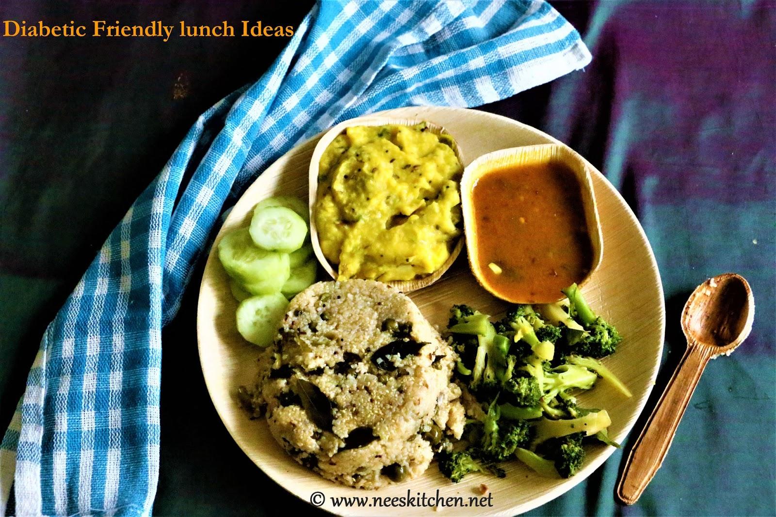 diabetic friendly lunch ideas - 5 - nee's kitchen