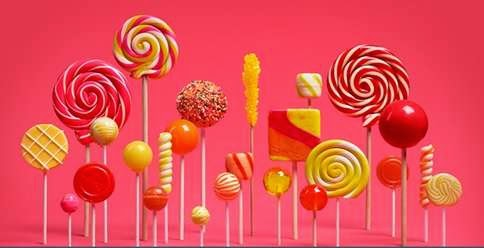 Xperia Seri Z Update Lollipop