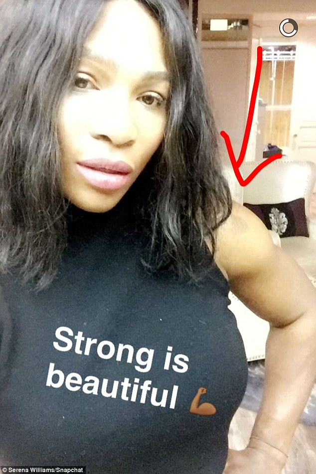 Williams shows off toned body photos welcome to linda ikeji s blog