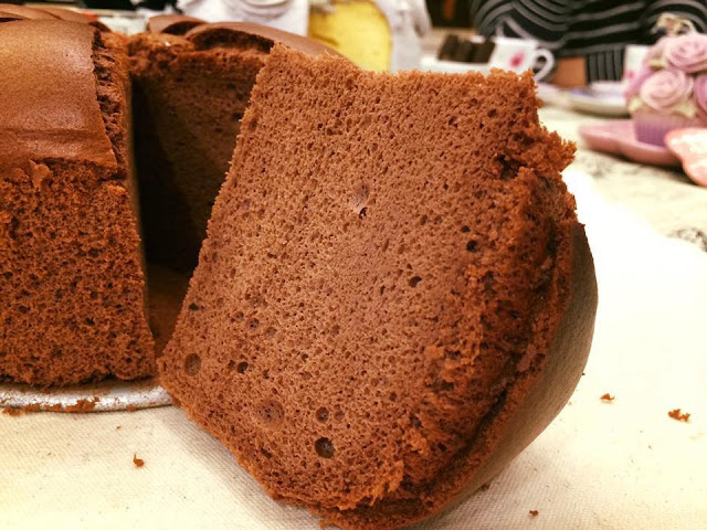 巧克力皇冠戚風蛋糕-chocolate-chiffone-cake6