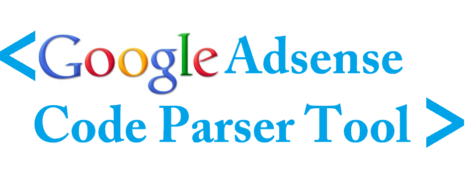 HTML/JavaScript to XML Parser Blogger Adsense code ...