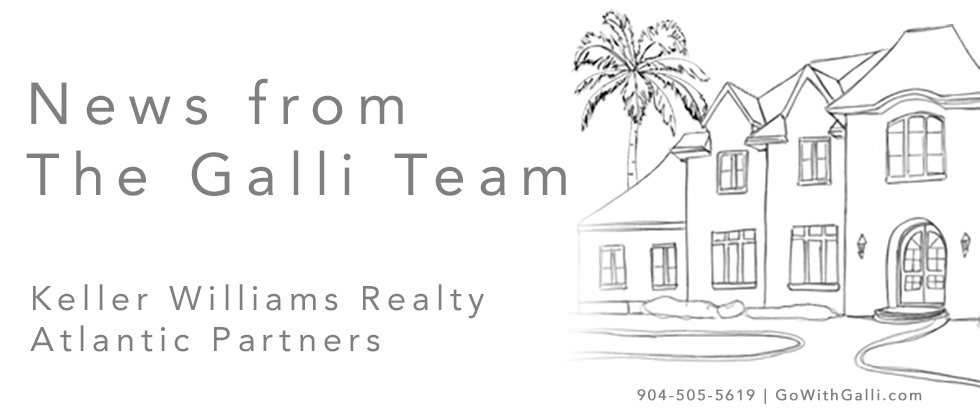 News from The Galli Team - Keller Williams Realty Atlantic Partners