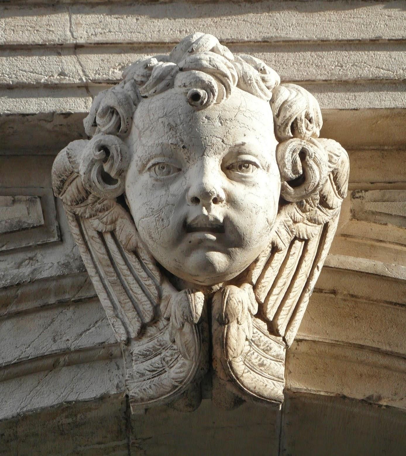 Angel, Scuola Grande dei Carmini, Venice