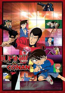 Lupin III vs. Detetive Conan - BDRip Dual Áudio