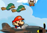 Mario Airship Battle