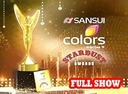 Sansui Colors Stardust Awards 2017 Main Event 480p WEBRip 450MB