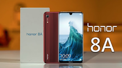 latest honor 8a smartphone