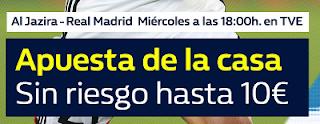 william hill promocion Al Jazira vs Real Madrid 13 diciembre