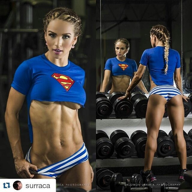 Fitness Model Michelle Medina Instagram