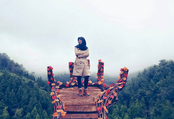 Wisata Air Terjun Coban Malang