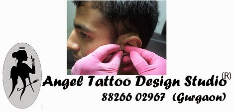 Tragus Piercing Shop in Gurgaon