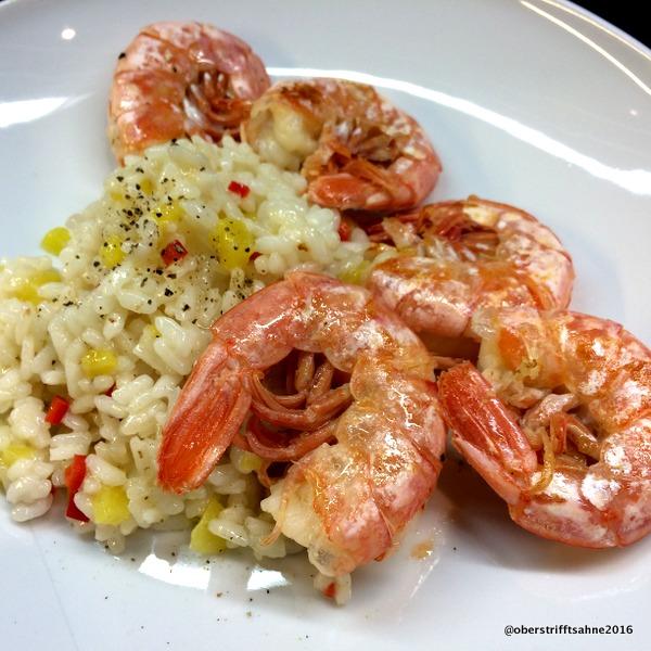 Küche der Karibik