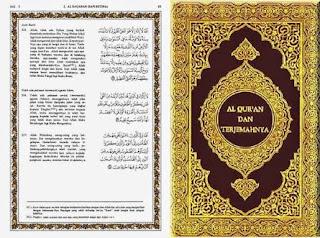 Al-Qur'an Dan Terjamah Al-Ma'aarij