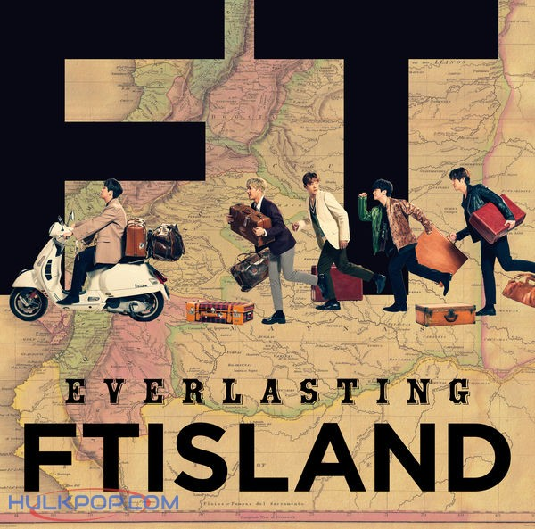 FTISLAND – Everlasting (ITUNES MATCH AAC M4A)