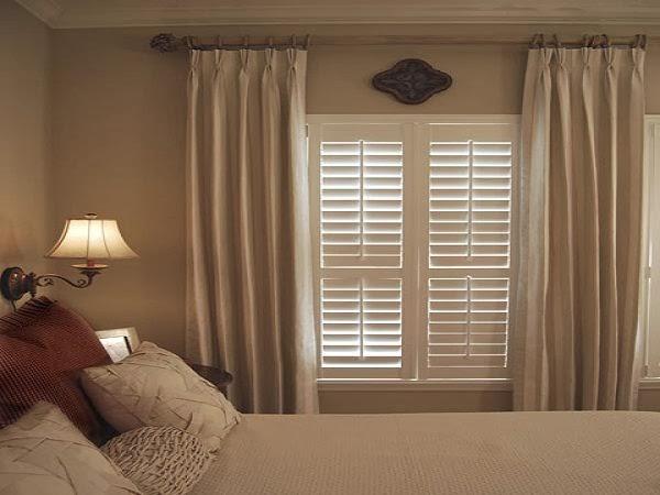 Bedroom Window Treatments - Bedroom and Bathroom Ideas
