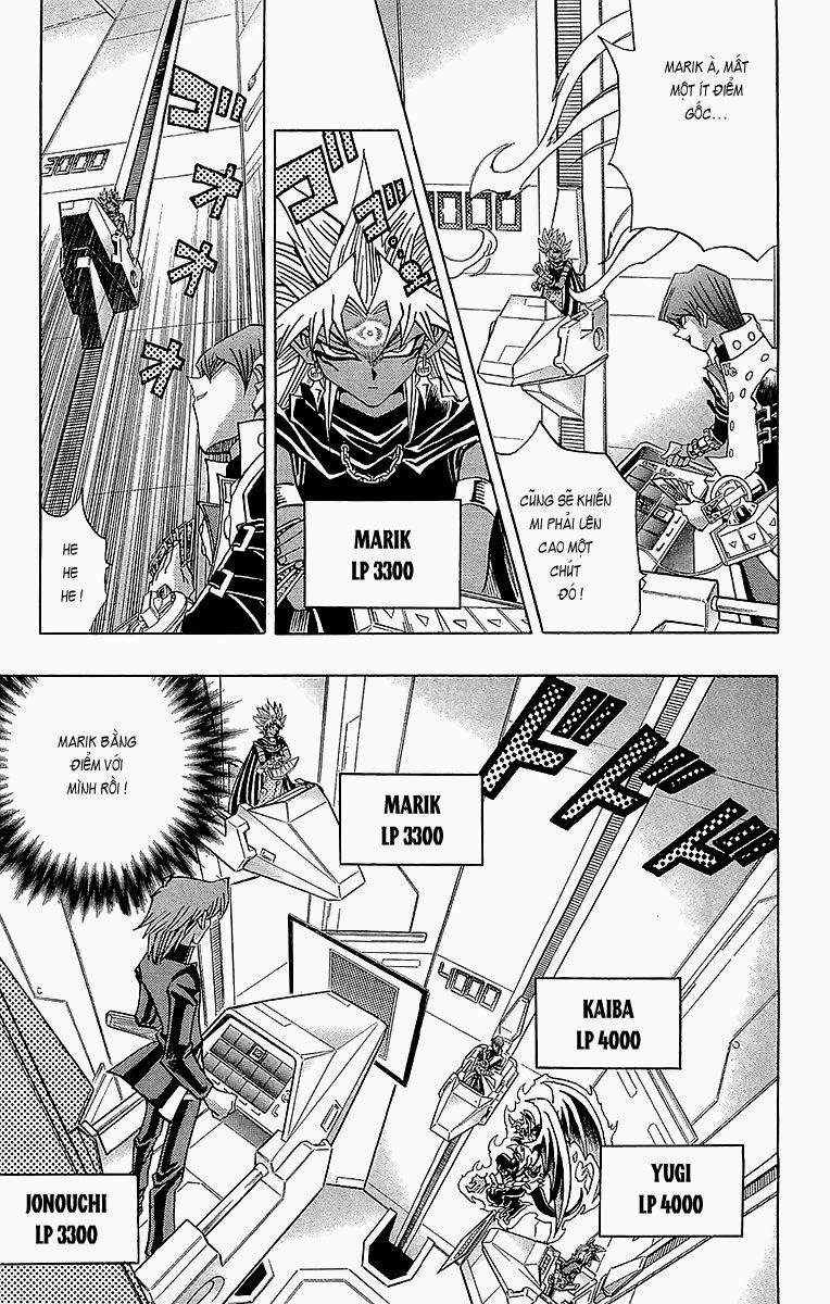 YUGI-OH! chap 241 - đối thủ phải chọn trang 4