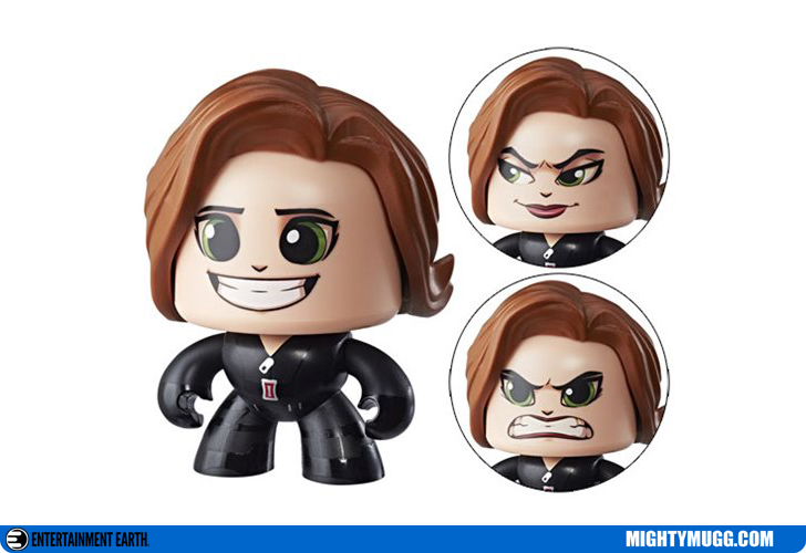 Black Widow Marvel Mighty Muggs Wave 1 2018
