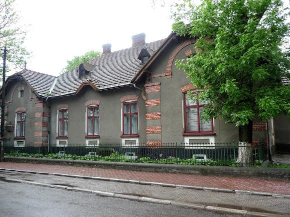 Стрий. Краєзнавчий музей «Верховина»