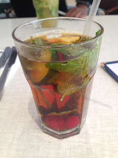 Breakfast Club Hoxton Pimms