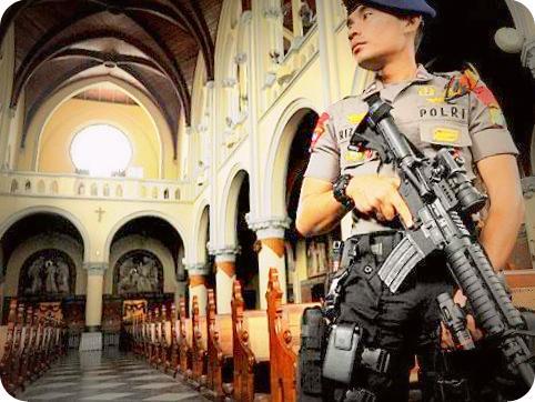 Polisi Siap Amankan Paskah di Mimika