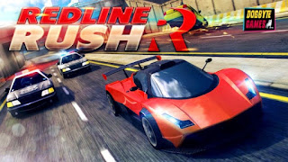 Redline Rush Mod Apk Unlimited Coins Data Free Download For Android