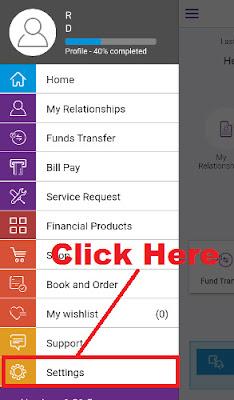 update mpin of sbi yono mobile app