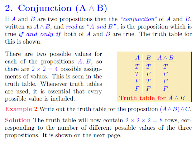 Boolean algebra ,negation,truth table,logical equivalent,conjunction,disjunctive,rule of Boolean algebra,