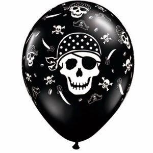 Воздушные шарики С пиратом
