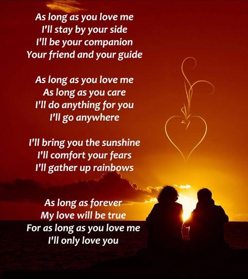 6 Love Poem