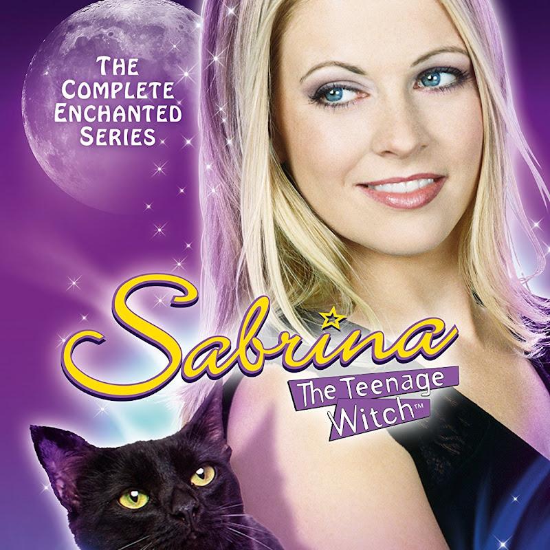 (Sabrina, A Aprendiz de Feiticeira) Série Completa + Filmes [480p][Dual]