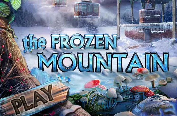 Hidden4Fun The Frozen Mountain