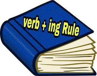 Adding ing To Verb