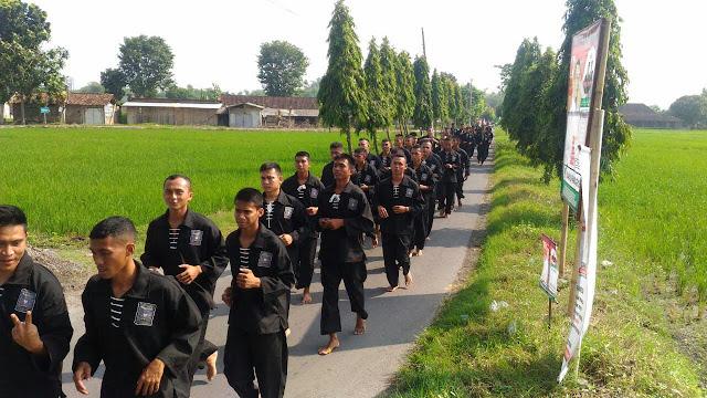Dari Sukoharjo, Yonif Mekanis Raider 413 Kostrad Lestarikan Budaya Bangsa Melalui Pencak Silat