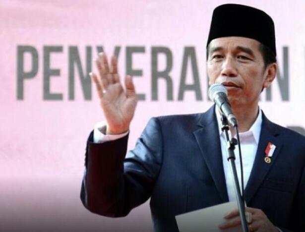 Jokowi Kaji Pembentukan Kementerian Pondok Pesantren