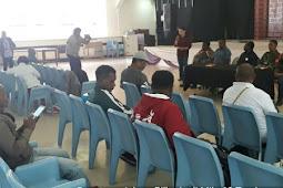 Manajemen PT Freeport Indonesia dan Aparat Keamanan Rakor Keamanan Pilkada di Tembagapura