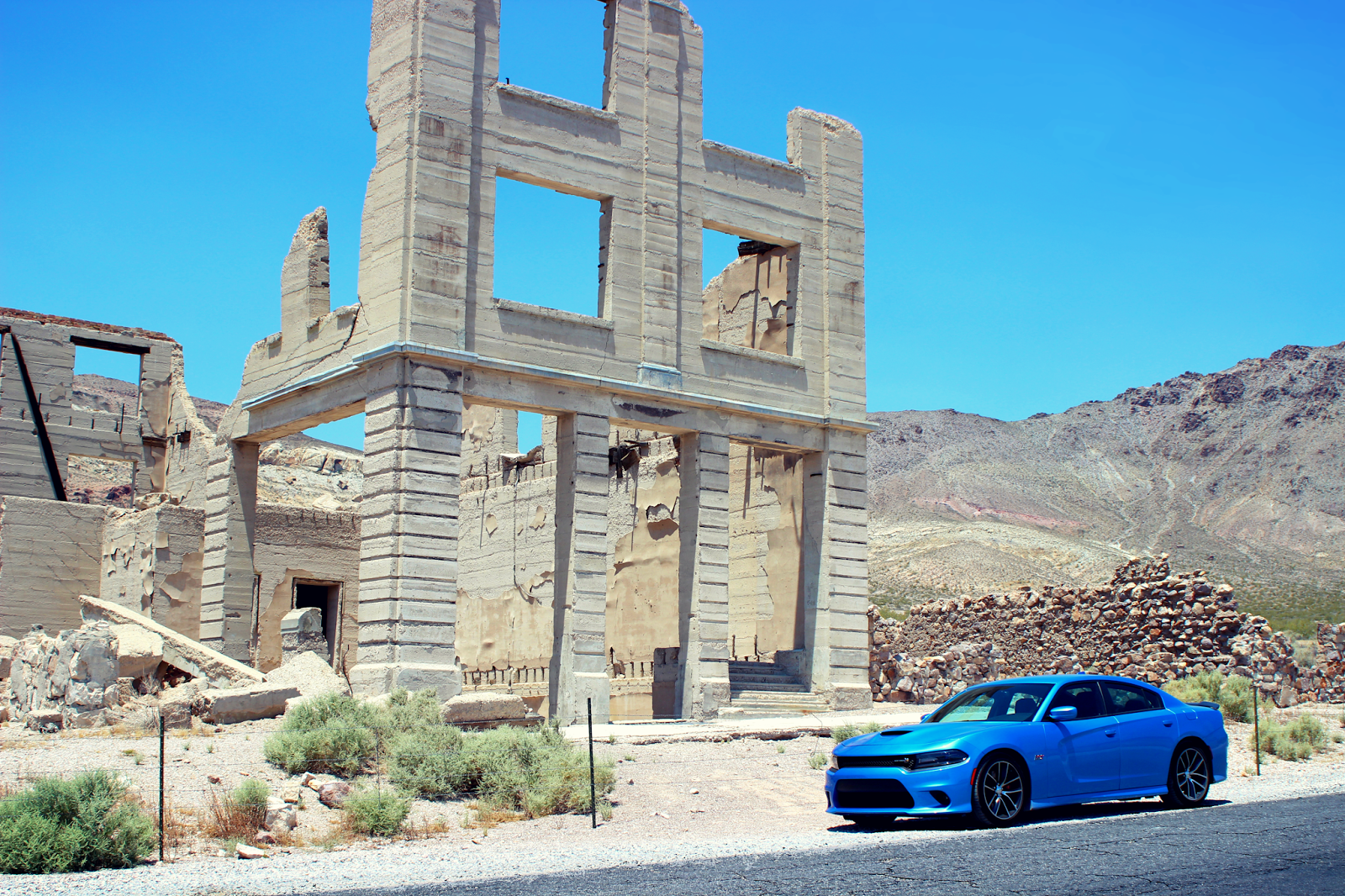 Rhyolite Ghost Town Nevada: What to Know Before You Go |Rhyolite Ghost Town