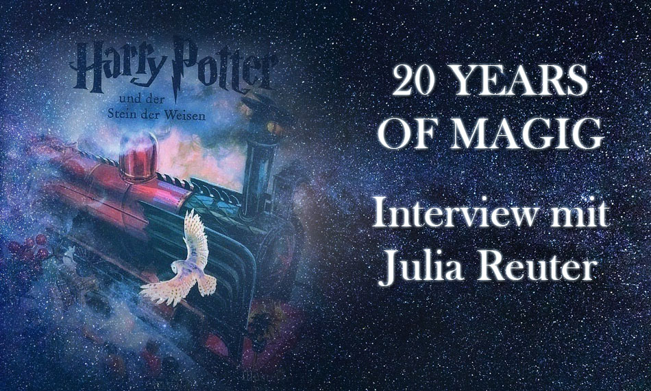 Harry Potter - Interview