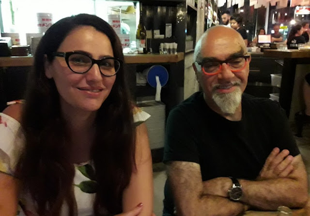 Hiro Ramen Bar by Israel Aharoni