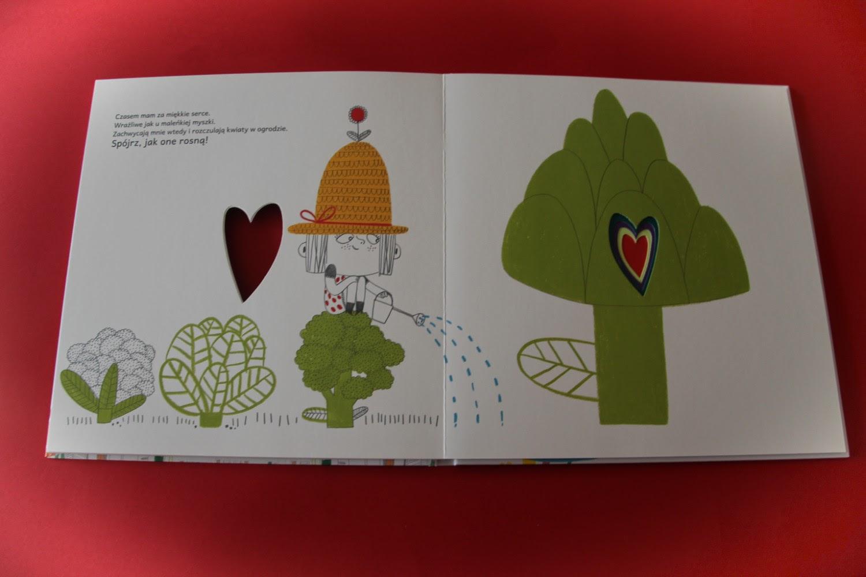 """""""W moim sercu. Księga uczuć"""" Jo Witek i Christine Roussey"""