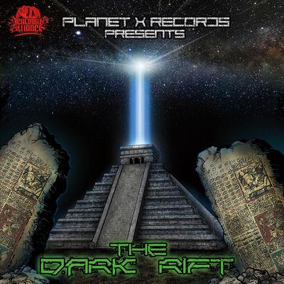 Guerrilla Alliance - The Dark Rift - Album Download, Itunes Cover, Official Cover, Album CD Cover Art, Tracklist