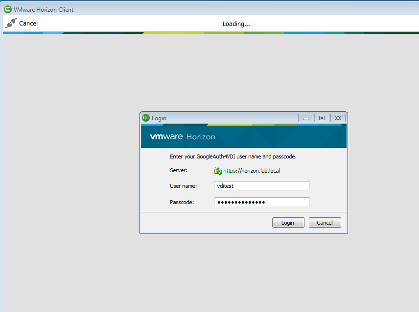 Even Gooder: Providing Two-factor Authentication For VMware Horizon