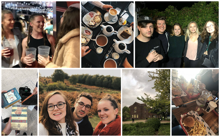 A lifestyle roundup of my week at university featuring all I've bought, watched, eaten, seen and been up to. Featuring a walk in the new forest, a psychology social and my first week of third year
