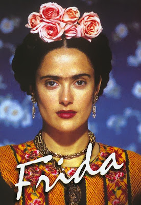 Poster Of Frida (2002) In Hindi English Dual Audio 300MB Compressed Small Size Pc Movie Free Download Only At worldfree4u.com